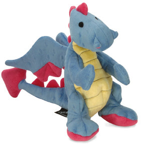 GO DOG Dragon  w/Chew Guard  Periwinkle