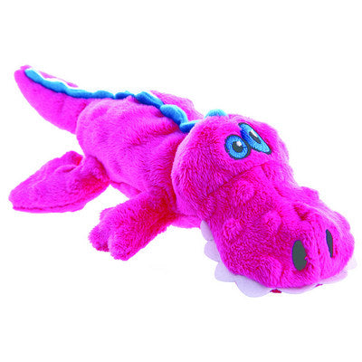 GO DOG Gator  Pink  Just For Me Size