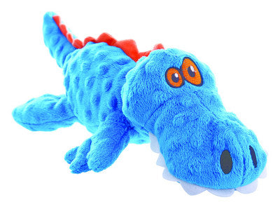 GO DOG Gator  Blue  Just For Me Size