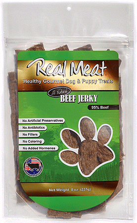 REAL MEAT Stix Beef 8oz