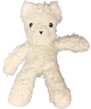 SPUNKY PUP Organic Cotton Bear S