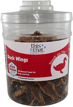 THISandTHAT Duck Wings 85ct