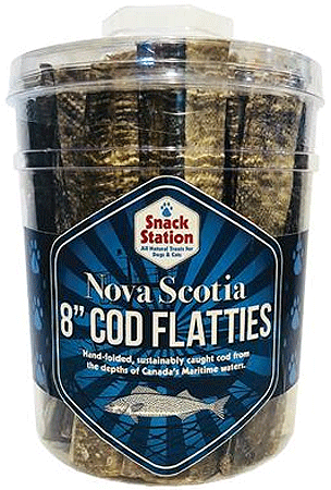 THISandTHAT 8 Cod Flatties 25ct