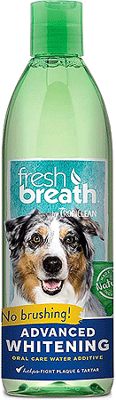 FRESH BREATH Water Additive Advanced Whitening 16oz
