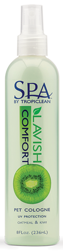TROPICLEAN SPA Cologne Comfort 8oz