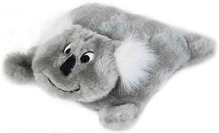 ZIPPYPAWS Squeakie Pad Koala