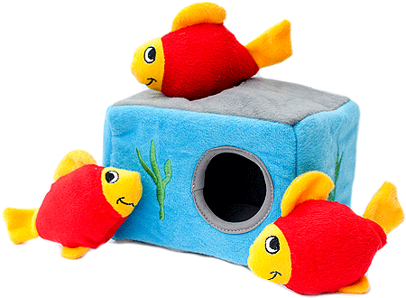 ZIPPYPAWS Zippy Burrow Aquarium