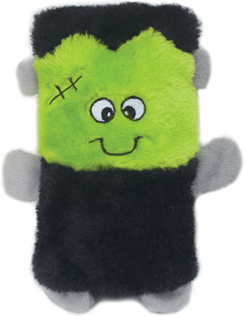 ZIPPY PAWS Halloween Colossal Squeaker Buddies - Frankenstein