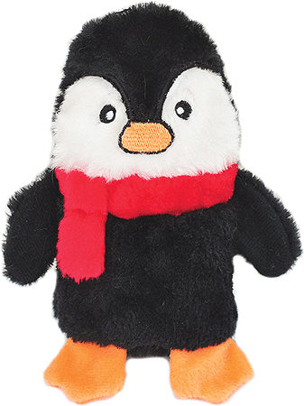 ZIPPY PAWS Holiday Colossal Squeaker Buddies - Penguin