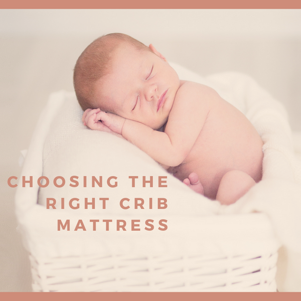 7 considerations when purchasing a crib mattress