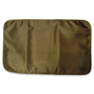 Brown Changing Pad
