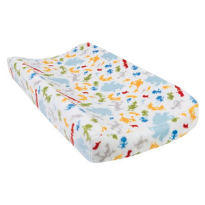Dr. Seuss Friends Plush Changing Pad Cover