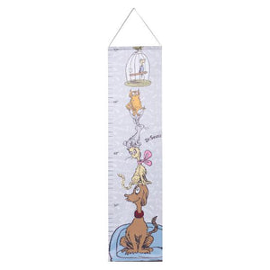 Dr. Seuss What Pet Should I Get? Canvas Growth Chart