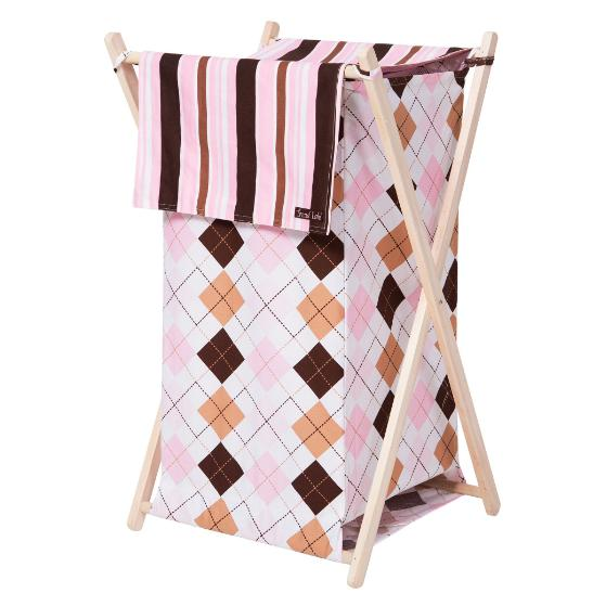 Hamper Set - Prep School Pink