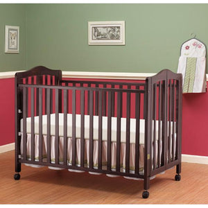 Lisa Three level Folding Portable Crib