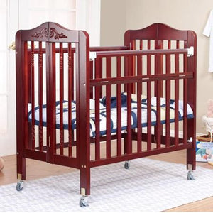 Natalie Two Level Portable Crib