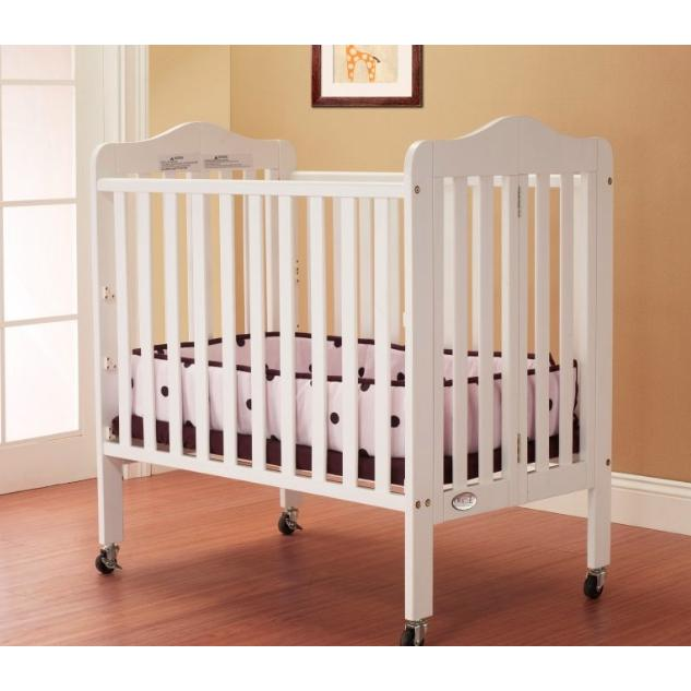 Noa Three Level Portable Crib
