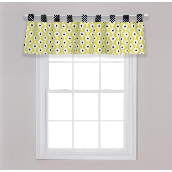 Waverly Rise and Shine - Window Valance