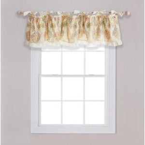 Waverly Rosewater Glam Window Valance