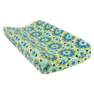Waverly Solar Flair Plush Changing Pad Cover
