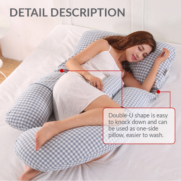 Superior U-Shaped Maternity Body Pillow