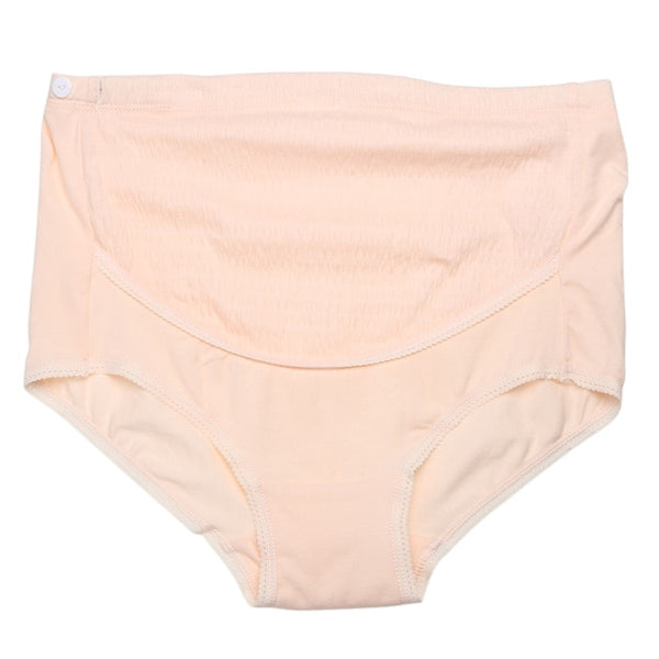 Soft Strechable Maternity Panties, Cotton Pregnancy Undergarment