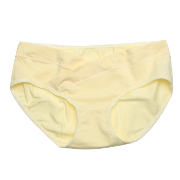 Low Waist Maternity Underwear, Cotton Pregnancy Panties
