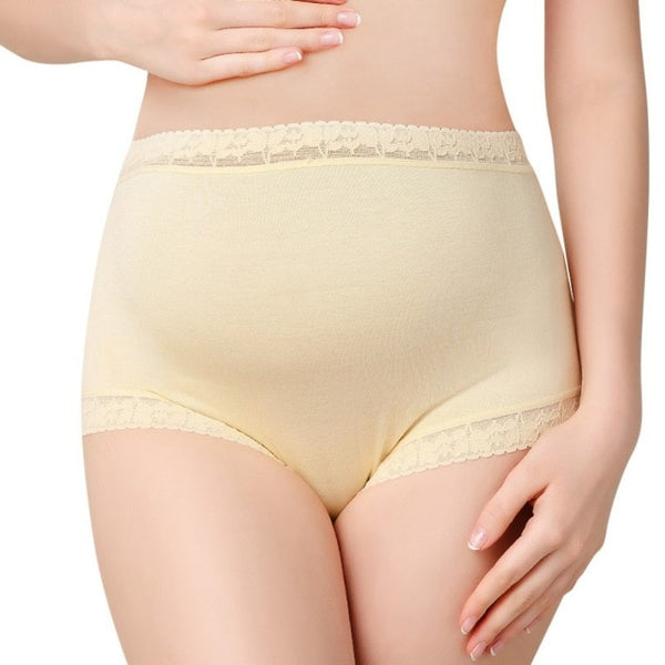 High Waist Maternity Underwear, Inexpensive Pregnancy Panties