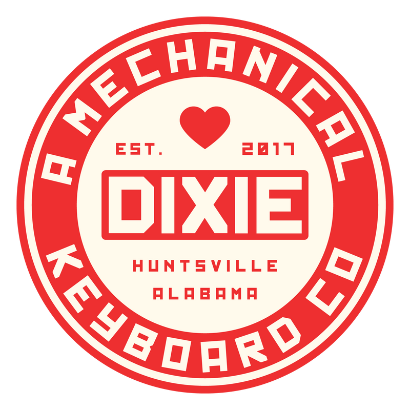 Vintage Dixie Sticker