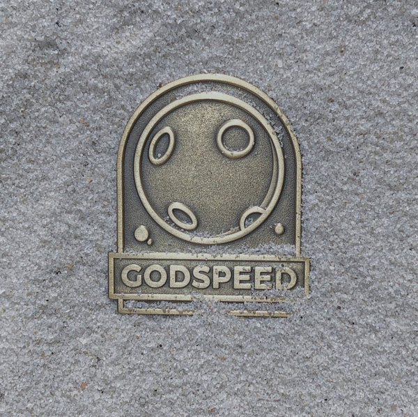 Official Godspeed Pin