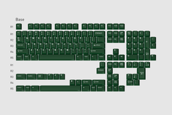 GMK Nuclear Data Keycap Set