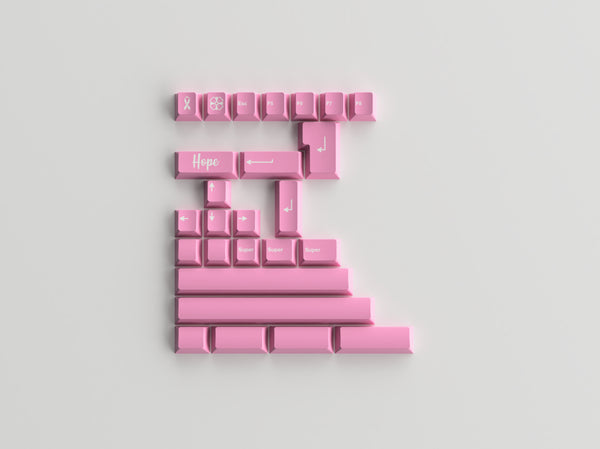GMK Pretty in Pink