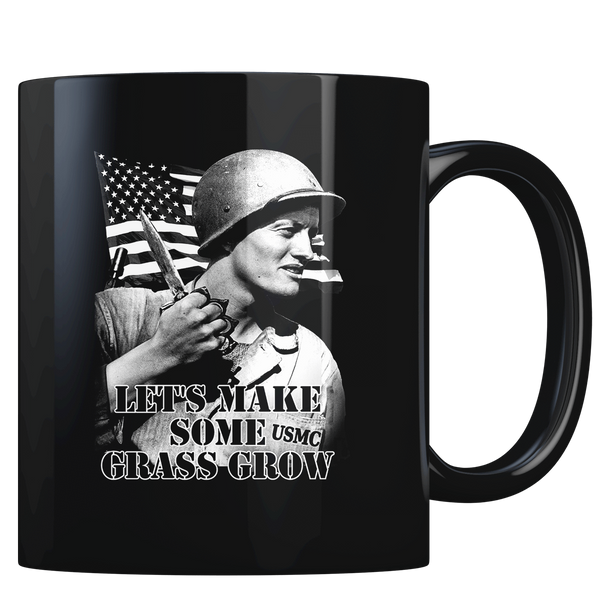 Let's Make Some Grass Grow! - Coffee Mug