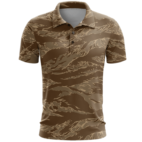 Desert Tiger Golf Polo