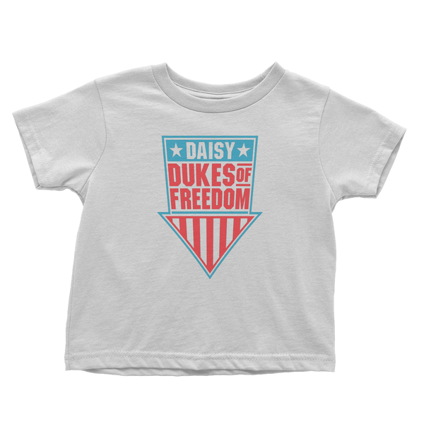 Daisy Dukes Of Freedom - Toddlers