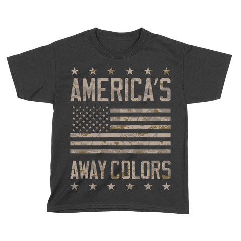 MARPAT - America's Away Colors - Kids