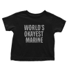 World's Okayest Marine - Toddlers