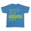 Sky's Out, Thighs Out V2 - Kids