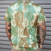 Print Brains T-shirt Rhodesian Brushstroke Activewear