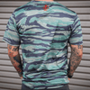 Print Brains T-shirt SOTF-P Tiger Stripe Activewear