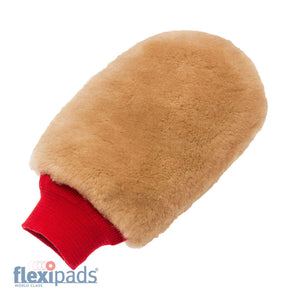 Merino Super Soft Lambskin Wash Mitt