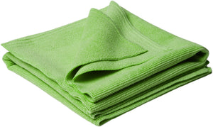 "POLISHING ""Scratchless"" Green WONDER Towels (Set of 2)"