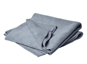 "GLAZING ""Scratchless"" GREY Towels (Set of 2)"