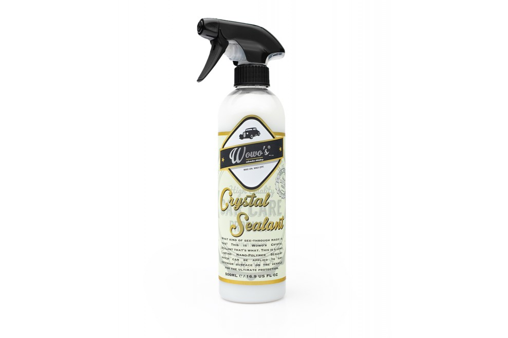 WOWO'S CRYSTAL SEALANT 500ML