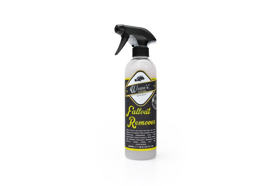 WOWO'S FALLOUT REMOVER 500ML