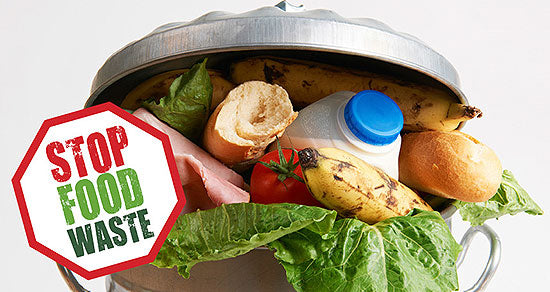 Zero Food Waste - Your GUIDE to STOP Wasting Food TODAY.