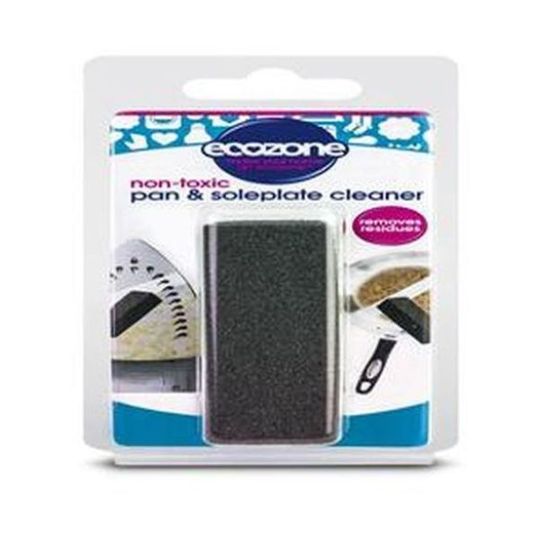 Ecozone Pan & Soleplate Cleaning Pad Single