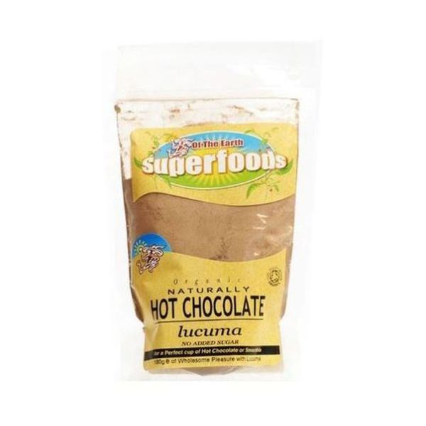 Of The Earth Naturally Hot Chocolate With Maca 180g