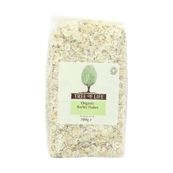 Lifestream Organic Barley Grass Powder 500g x 6