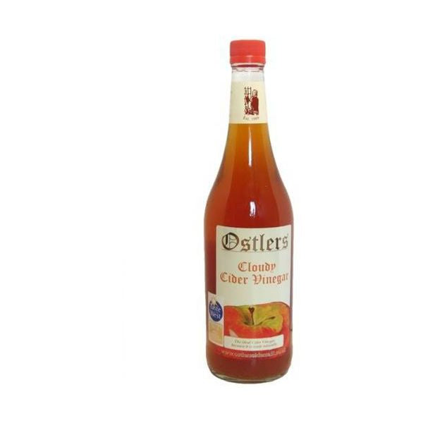 Ostlers Cloudy Cider Vinegar With Mother 750ml